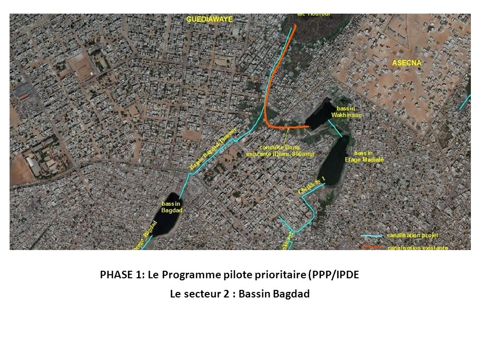 PHASE 1: Le Programme pilote prioritaire (PPP/IPDE