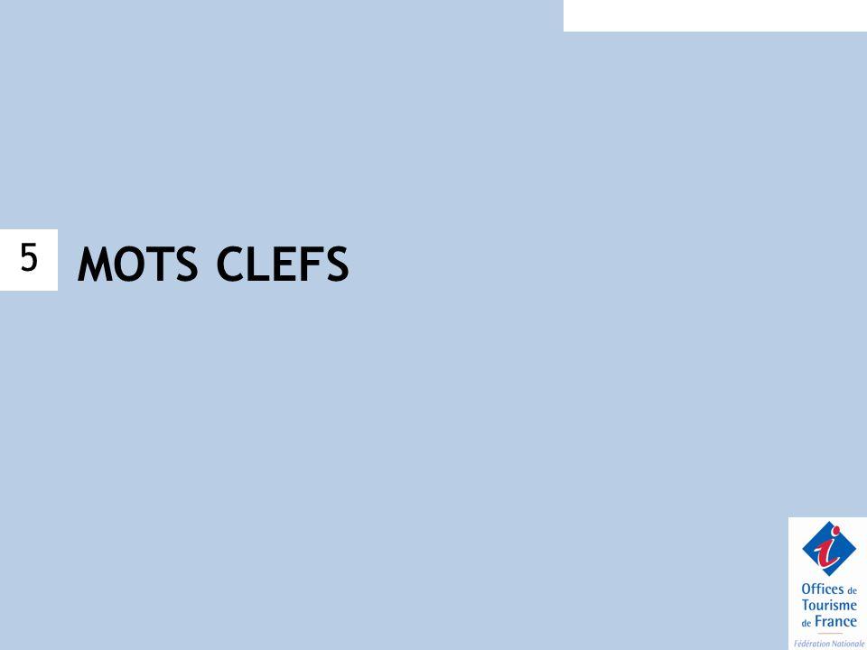 5 Mots Clefs