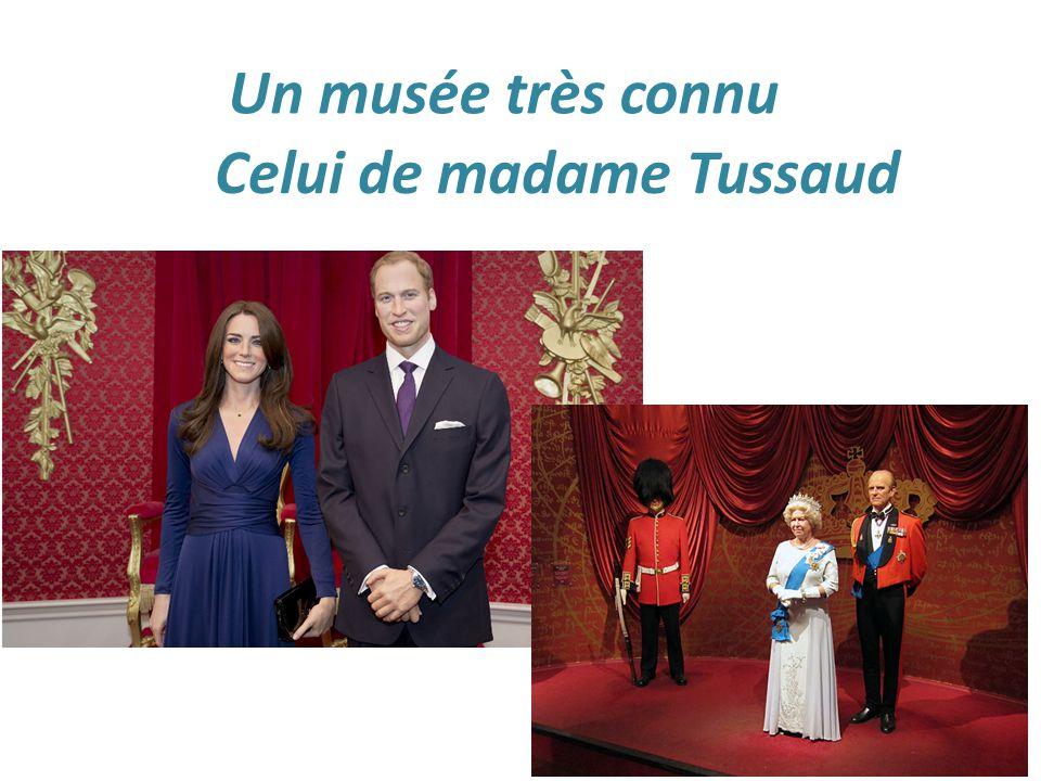 Celui de madame Tussaud