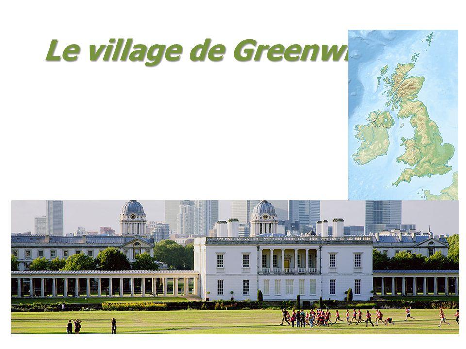 Le village de Greenwich