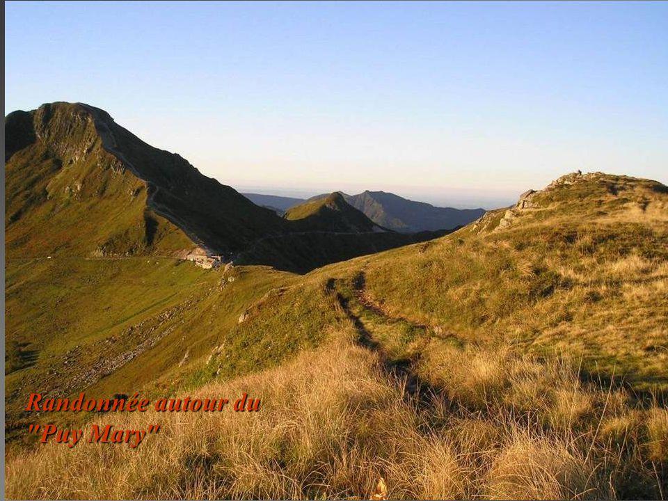 Randonnée autour du Puy Mary