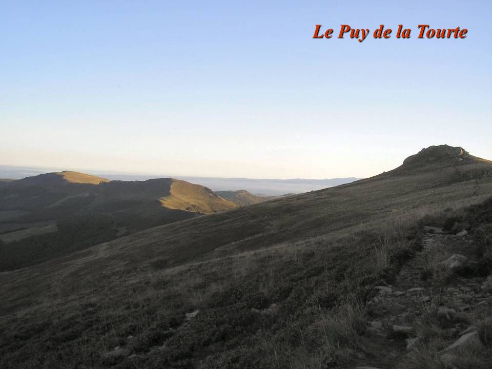 Le Puy de la Tourte