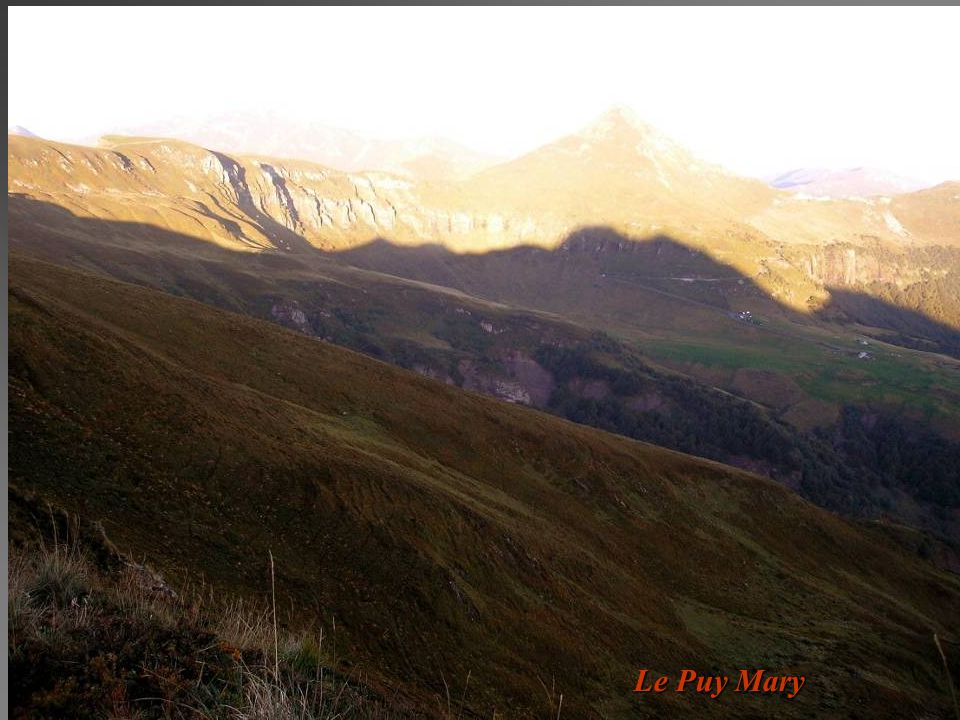 Le Puy Mary