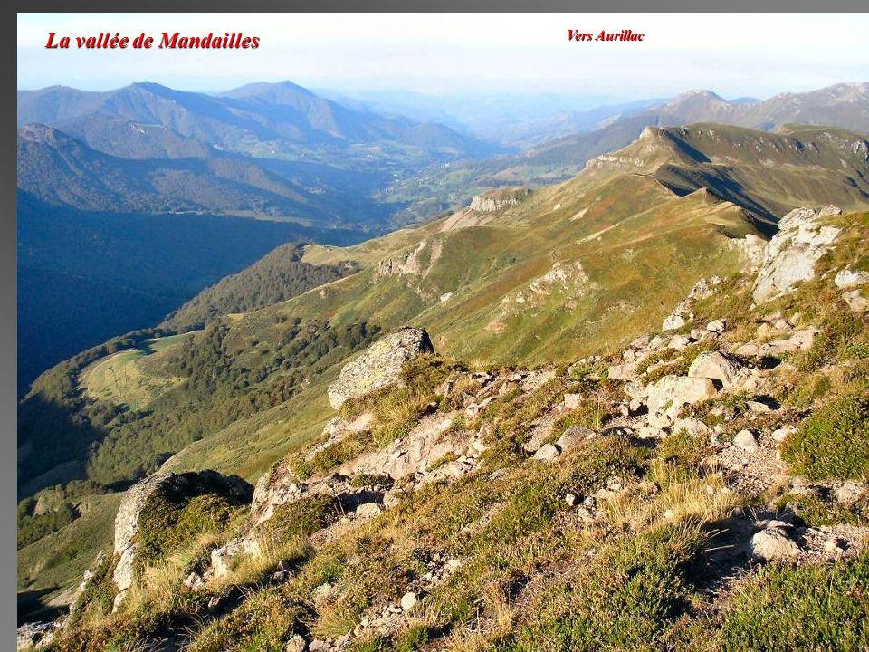La vallée de Mandailles