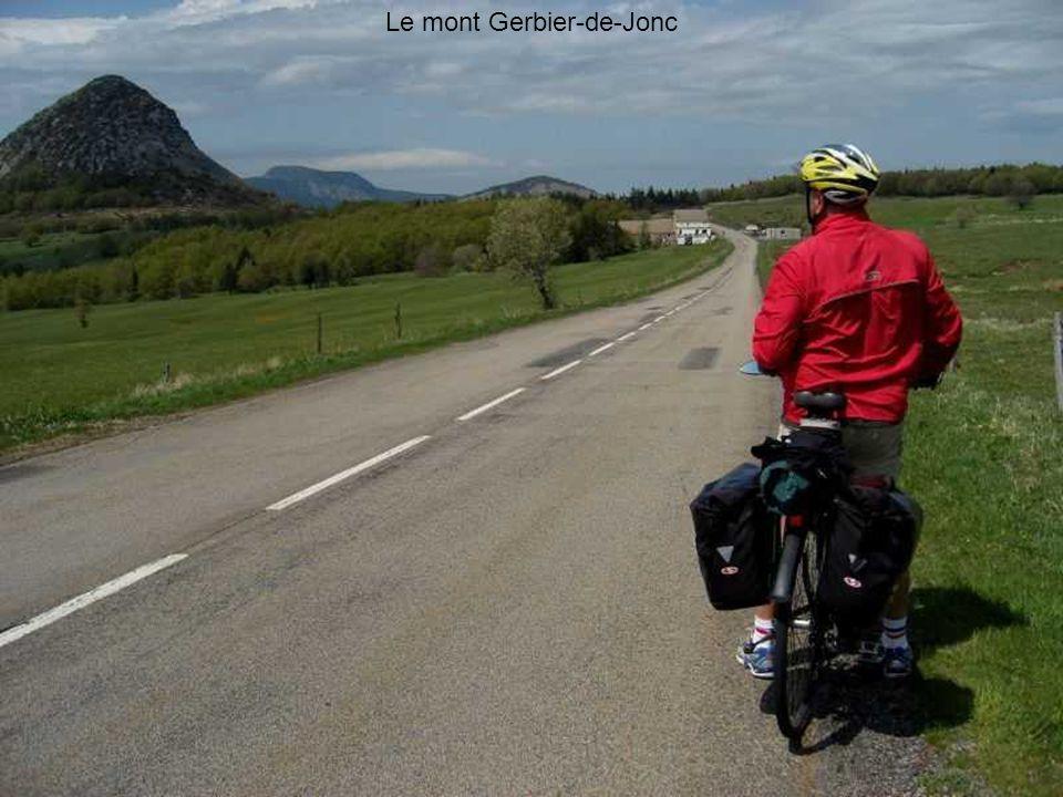 Le mont Gerbier-de-Jonc