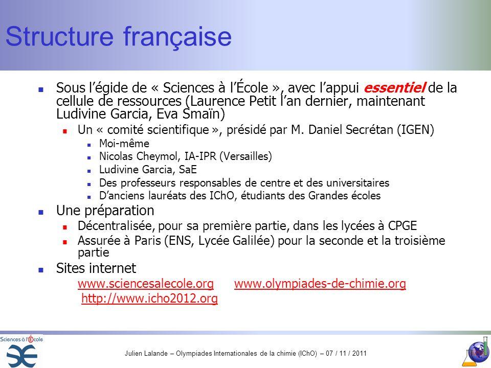 Structure française