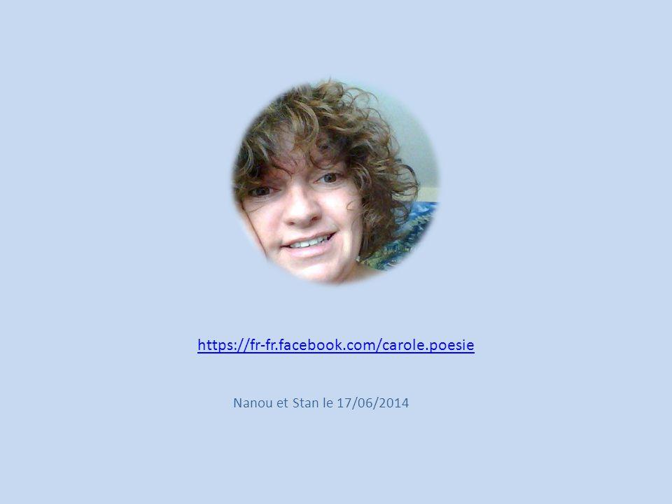 https://fr-fr.facebook.com/carole.poesie