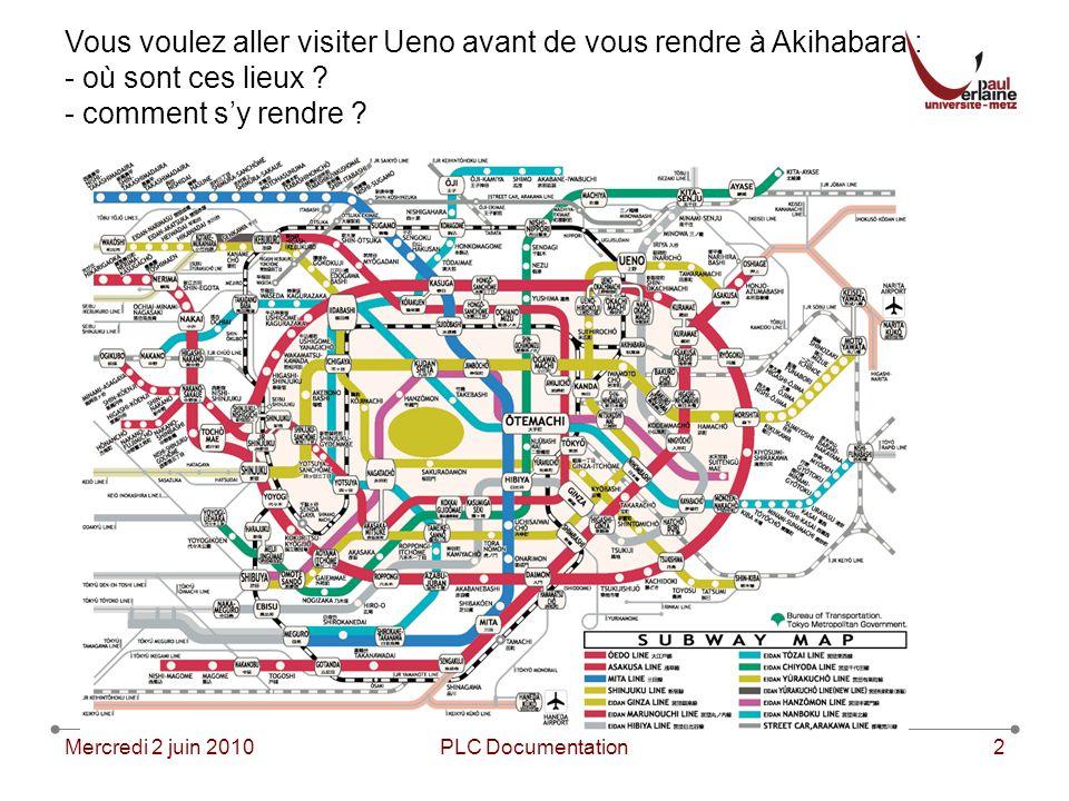 Vous voulez aller visiter Ueno avant de vous rendre à Akihabara :