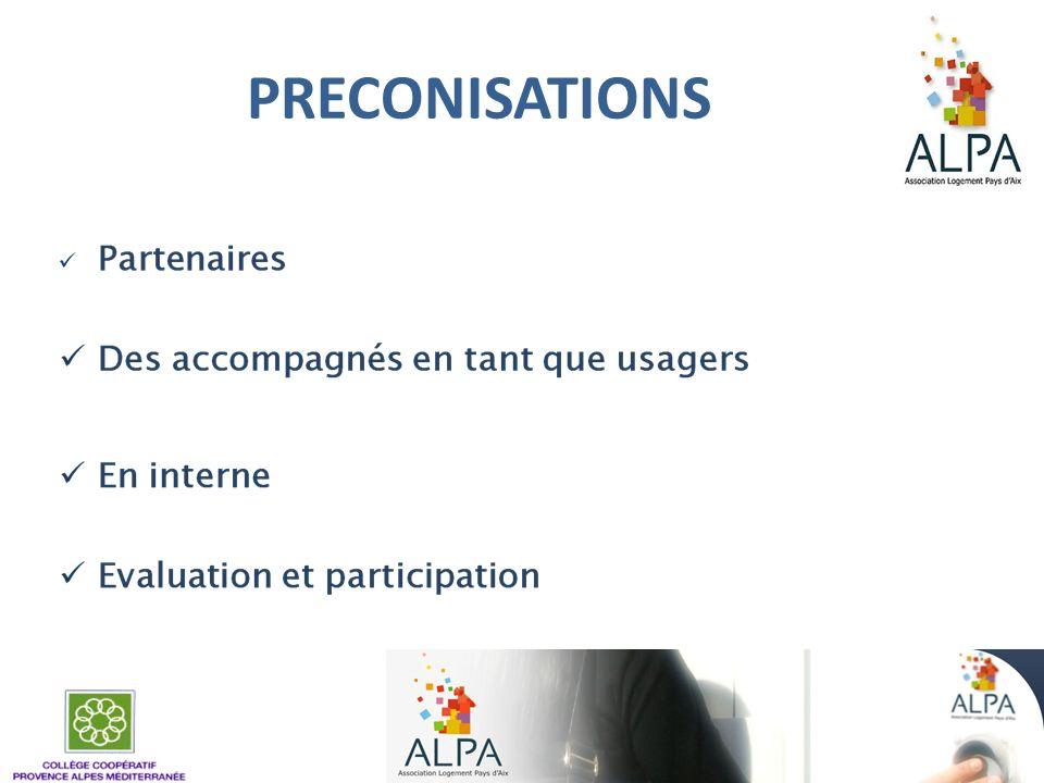 PRECONISATIONS 42