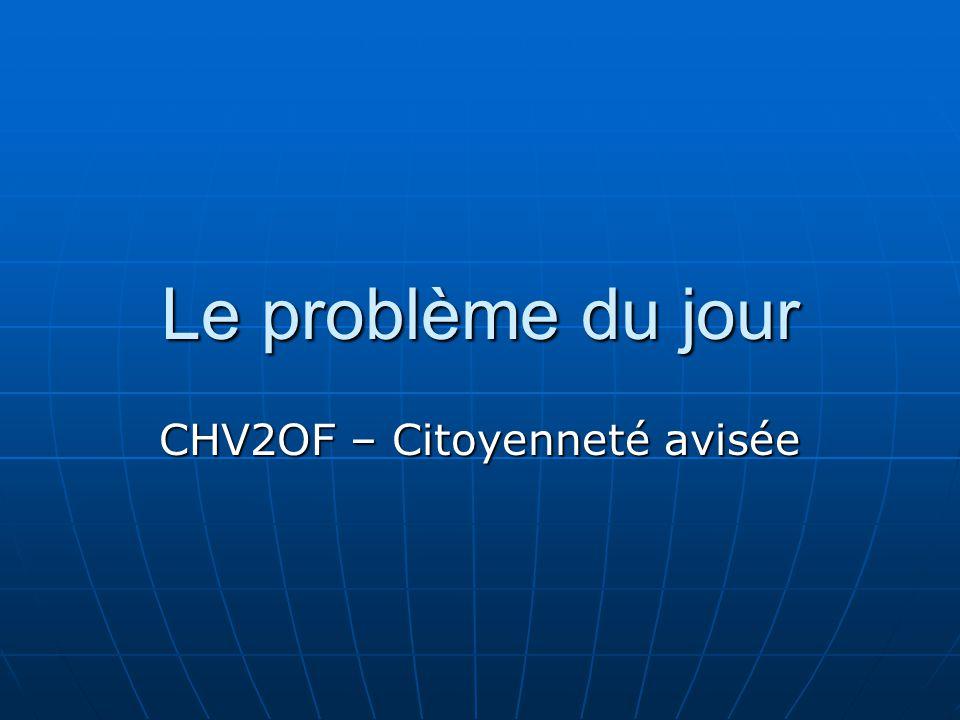 CHV2OF – Citoyenneté avisée