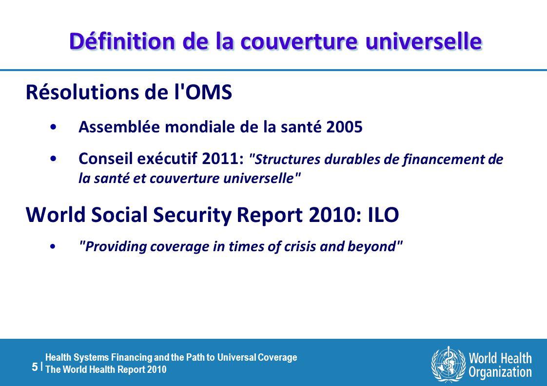Définition de la couverture universelle