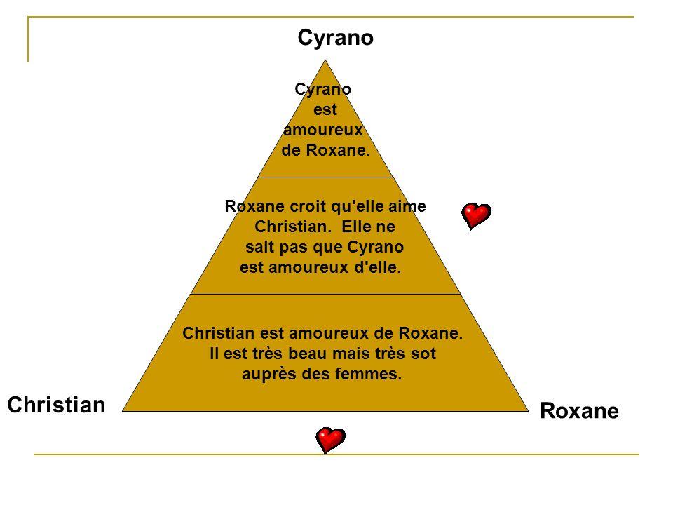 Cyrano Christian Roxane