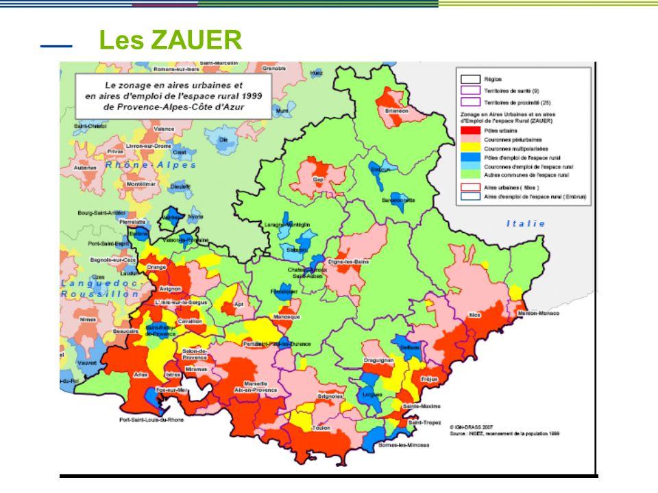 Les ZAUER