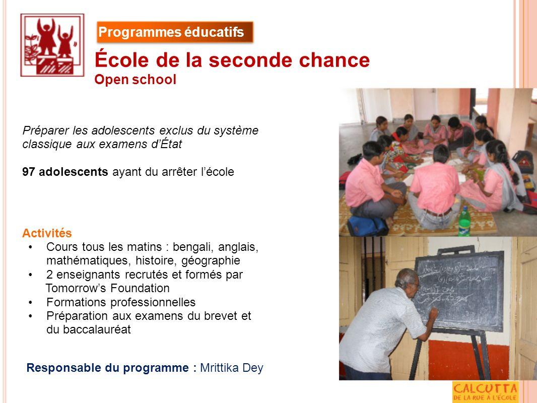 École de la seconde chance