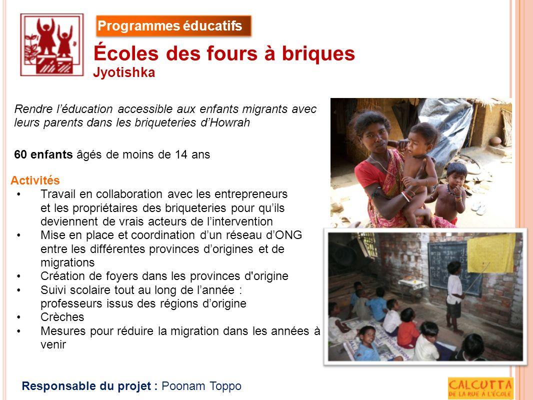 Écoles des fours à briques Jyotishka