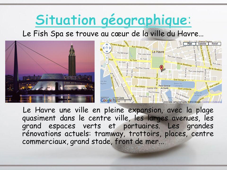 Situation géographique: