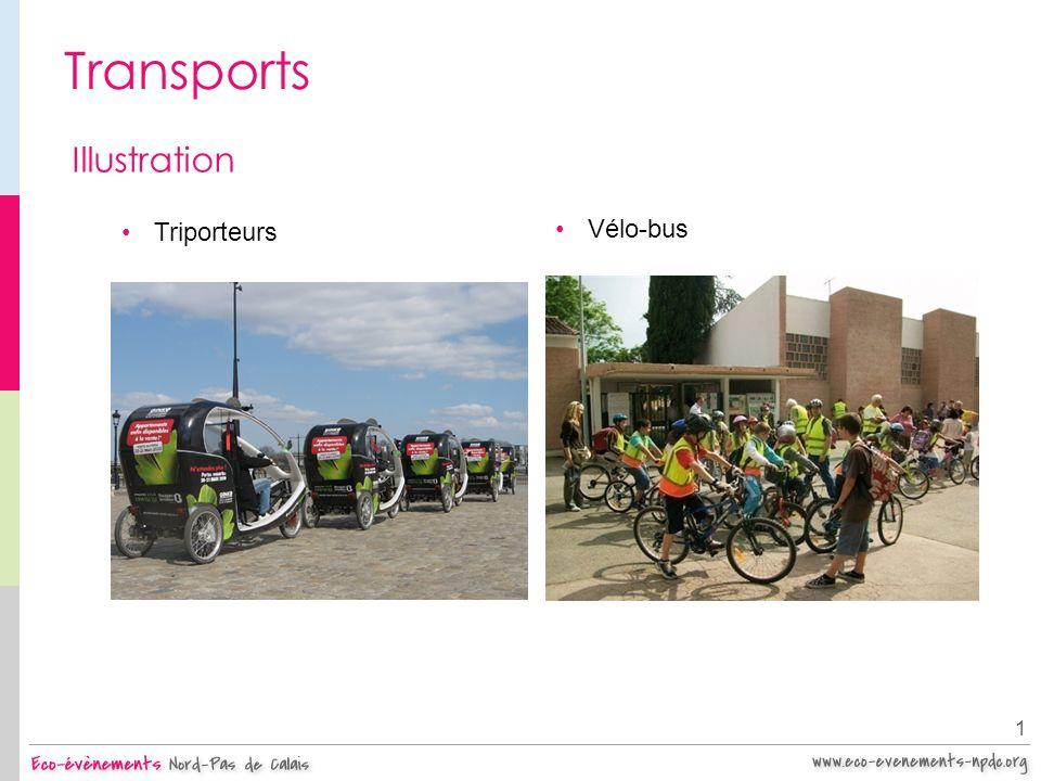Transports Illustration Triporteurs Vélo-bus 1