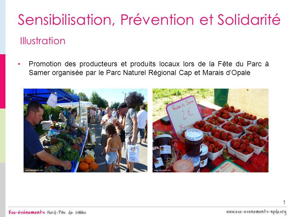 Sensibilisation, Prévention et Solidarité