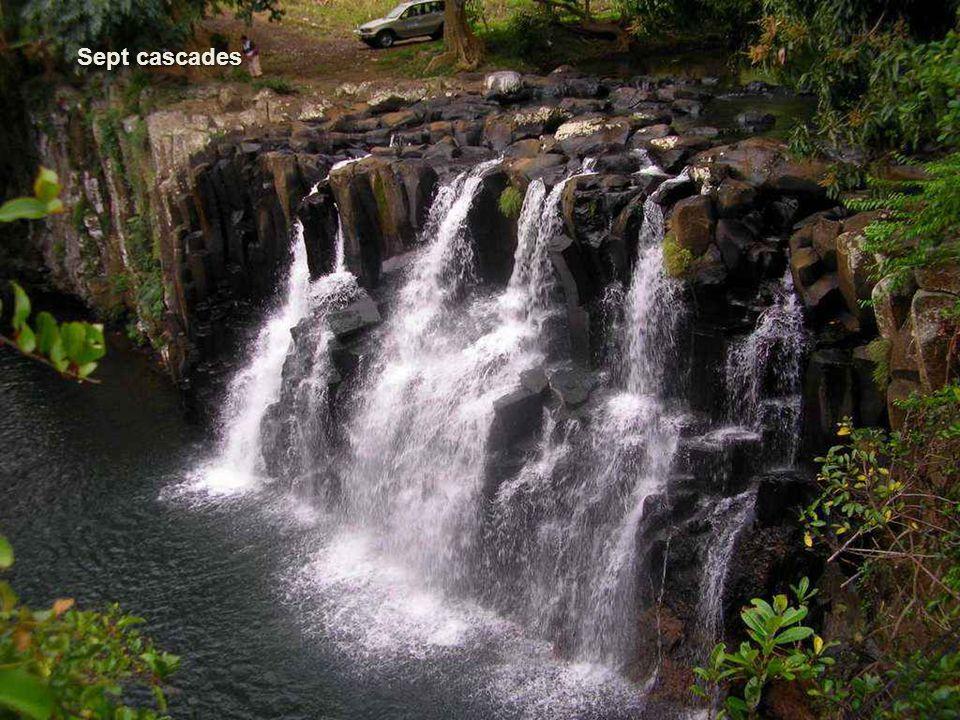 Sept cascades