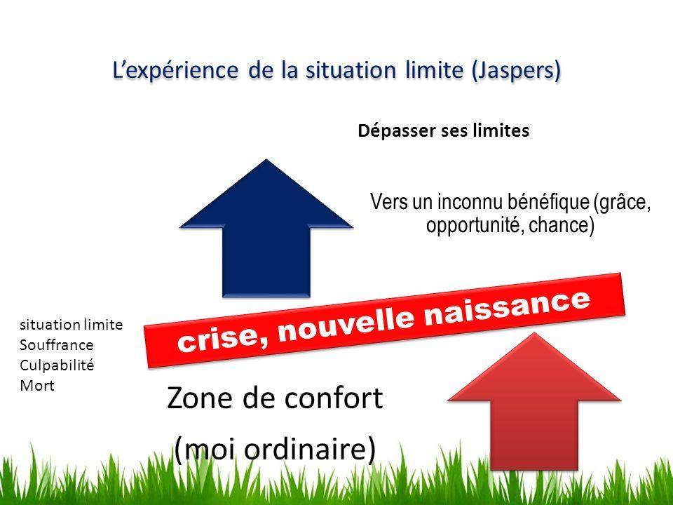 L'expérience de la situation limite (Jaspers)