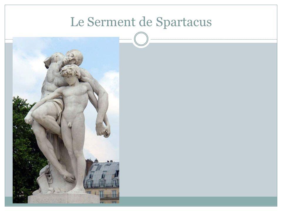Le Serment de Spartacus