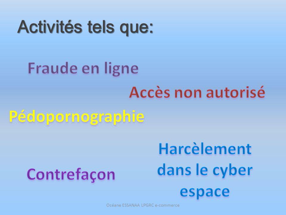Harcèlement dans le cyber espace