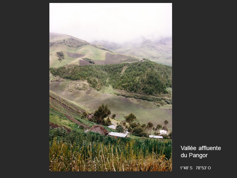 Vallée affluente du Pangor