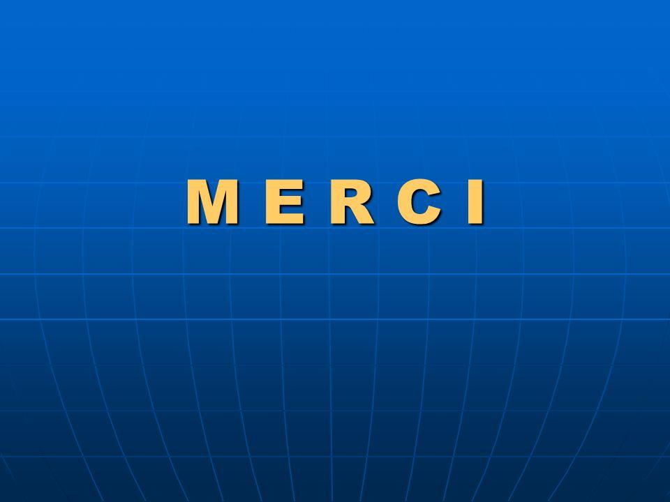 M E R C I