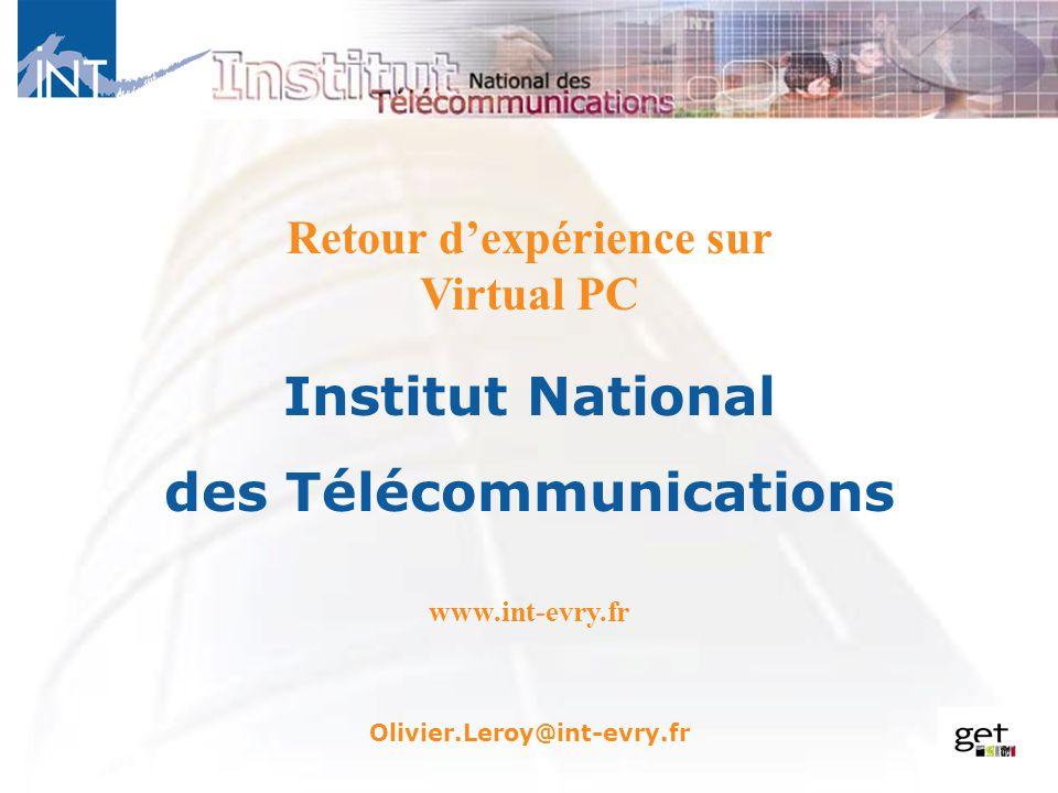 Retour d'expérience sur des Télécommunications