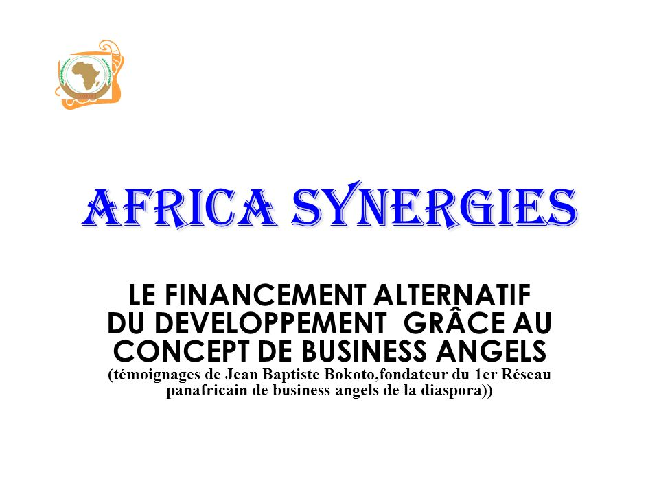 Africa synergies
