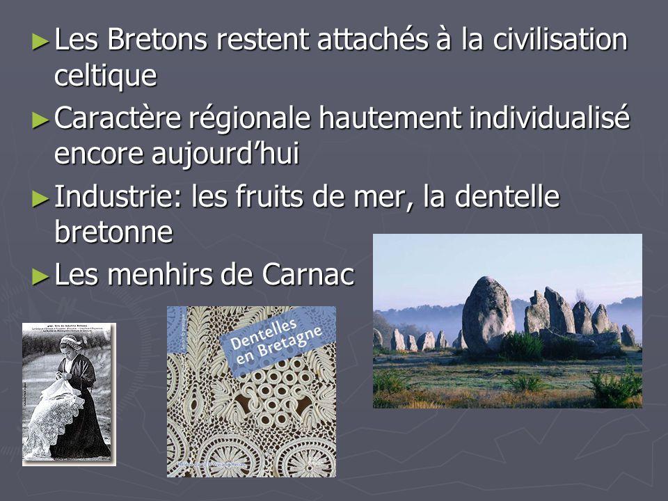 Les Bretons restent attachés à la civilisation celtique