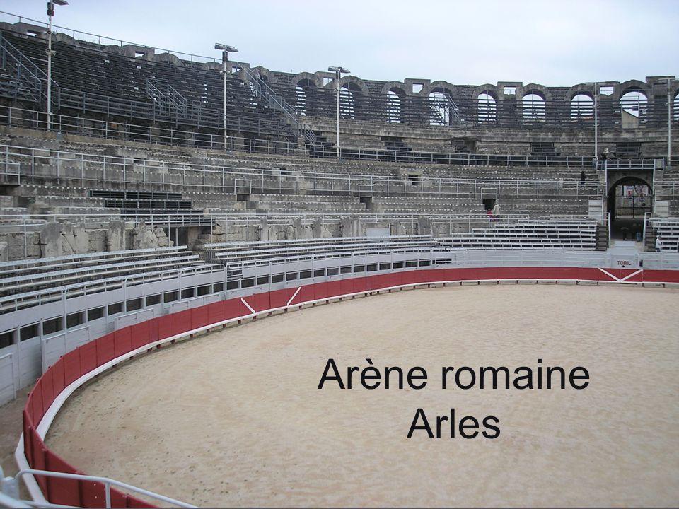 Arène romaine Arles