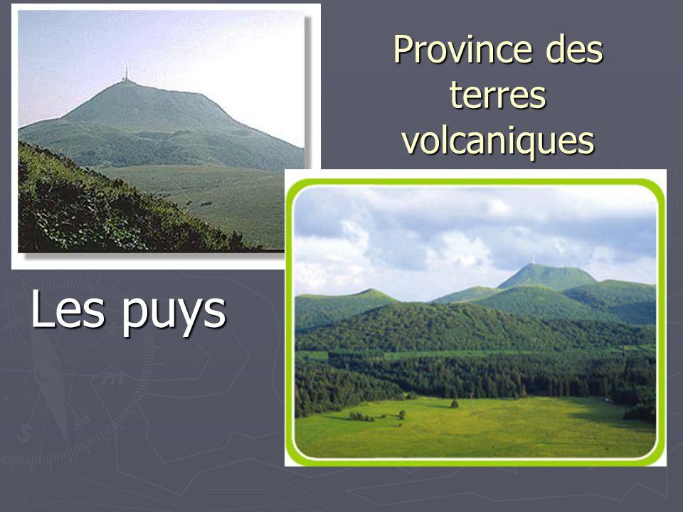 Province des terres volcaniques