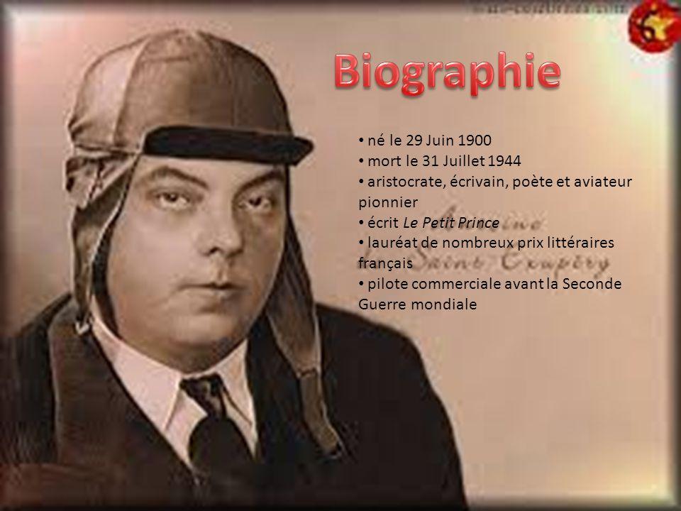 Biographie né le 29 Juin 1900 mort le 31 Juillet 1944