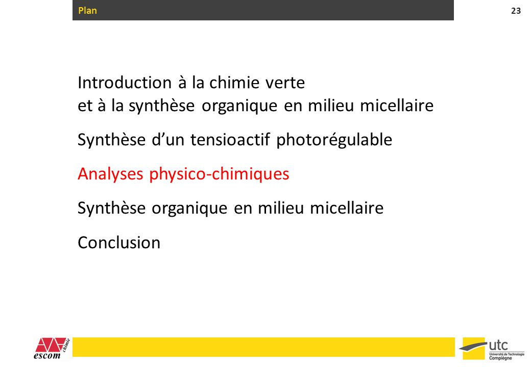 Introduction à la chimie verte