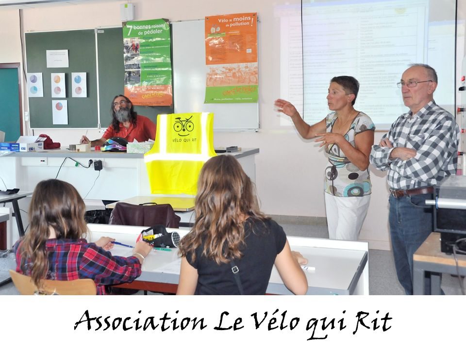 Association Le Vélo qui Rit