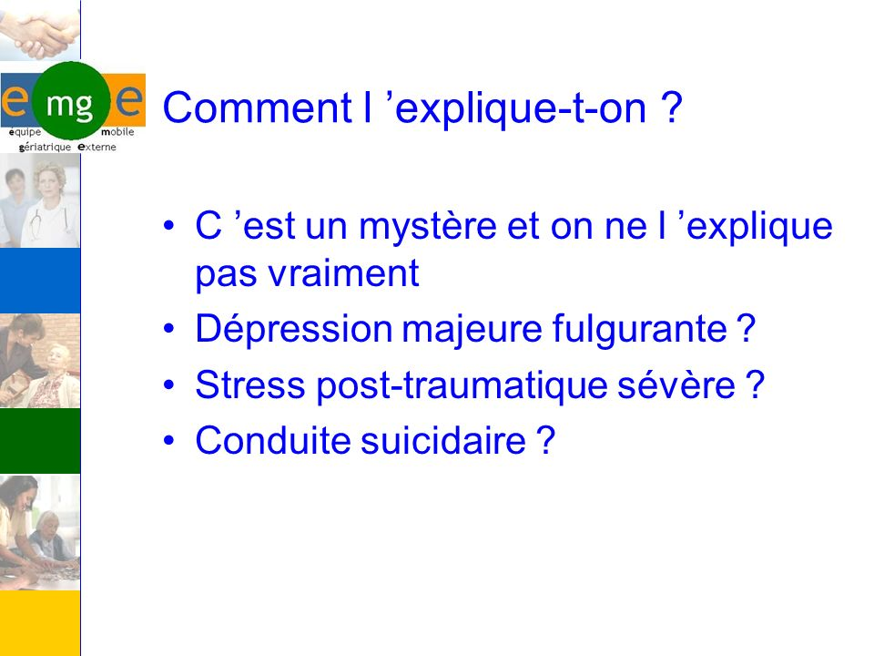 Comment l 'explique-t-on