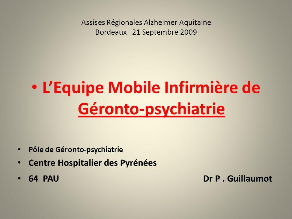 Assises Régionales Alzheimer Aquitaine Bordeaux 21 Septembre 2009