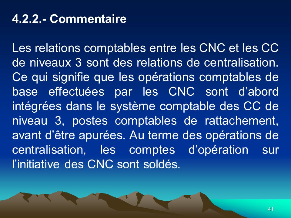 4.2.2.- Commentaire