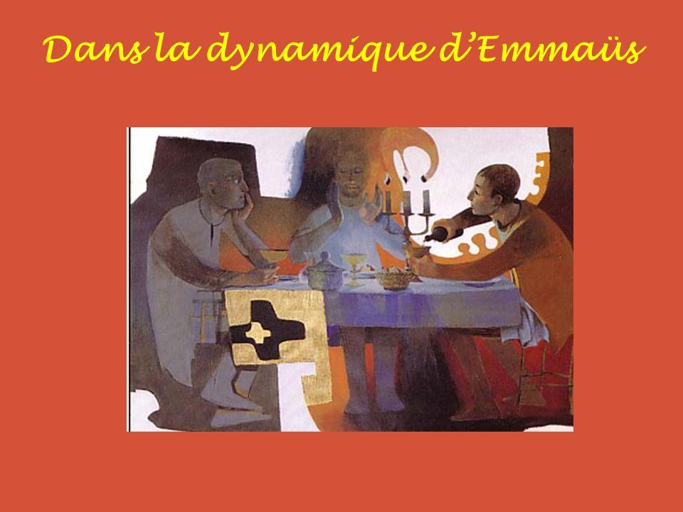 Dans la dynamique d'Emmaüs