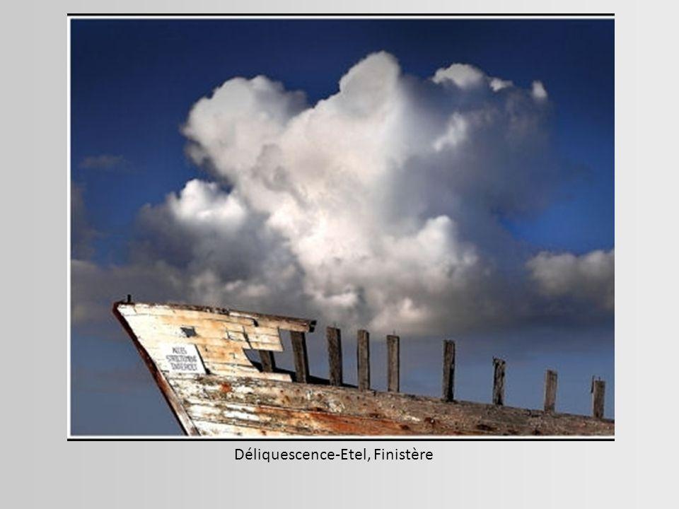 Déliquescence-Etel, Finistère