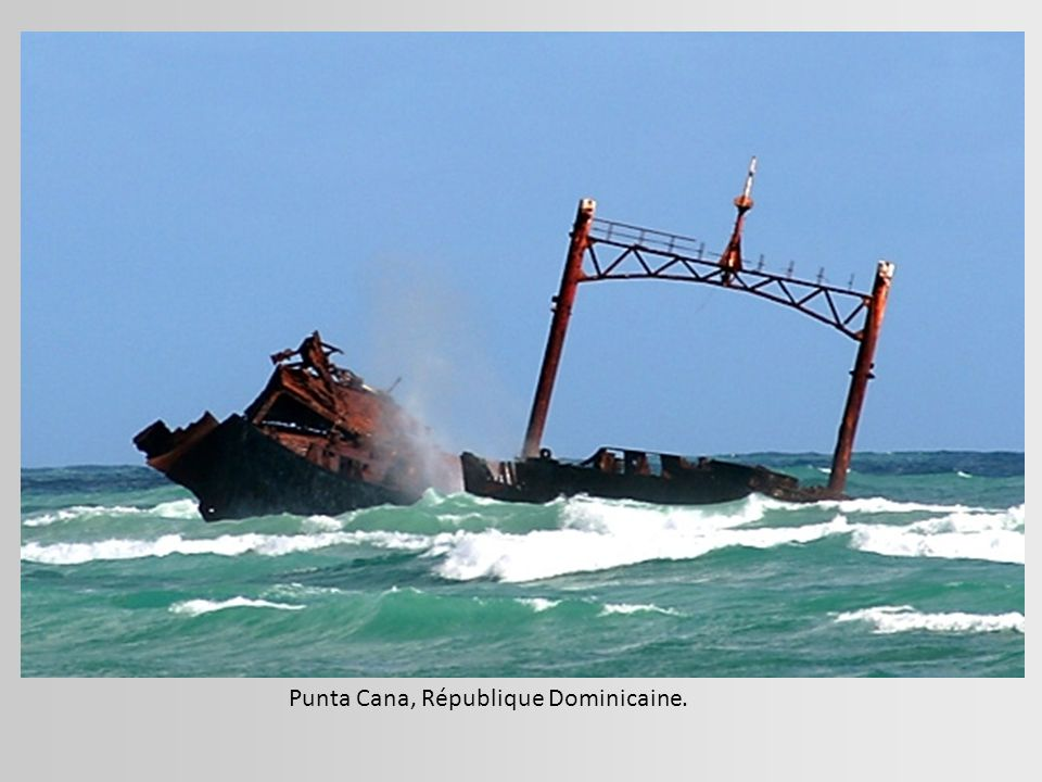 Punta Cana, République Dominicaine.