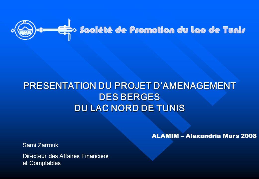 PRESENTATION DU PROJET D'AMENAGEMENT