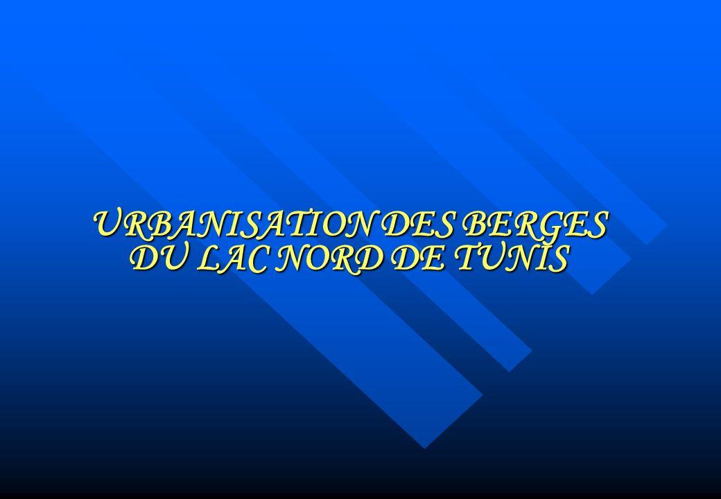 URBANISATION DES BERGES