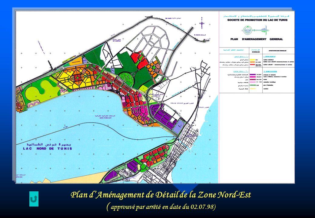 Plan d'Aménagement de Détail de la Zone Nord-Est