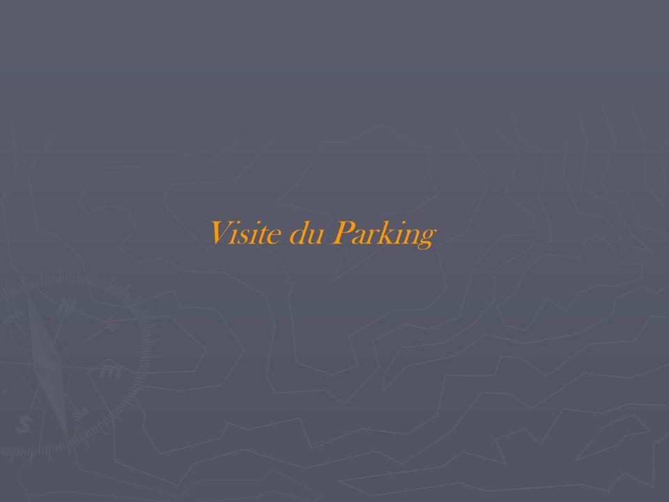 Visite du Parking