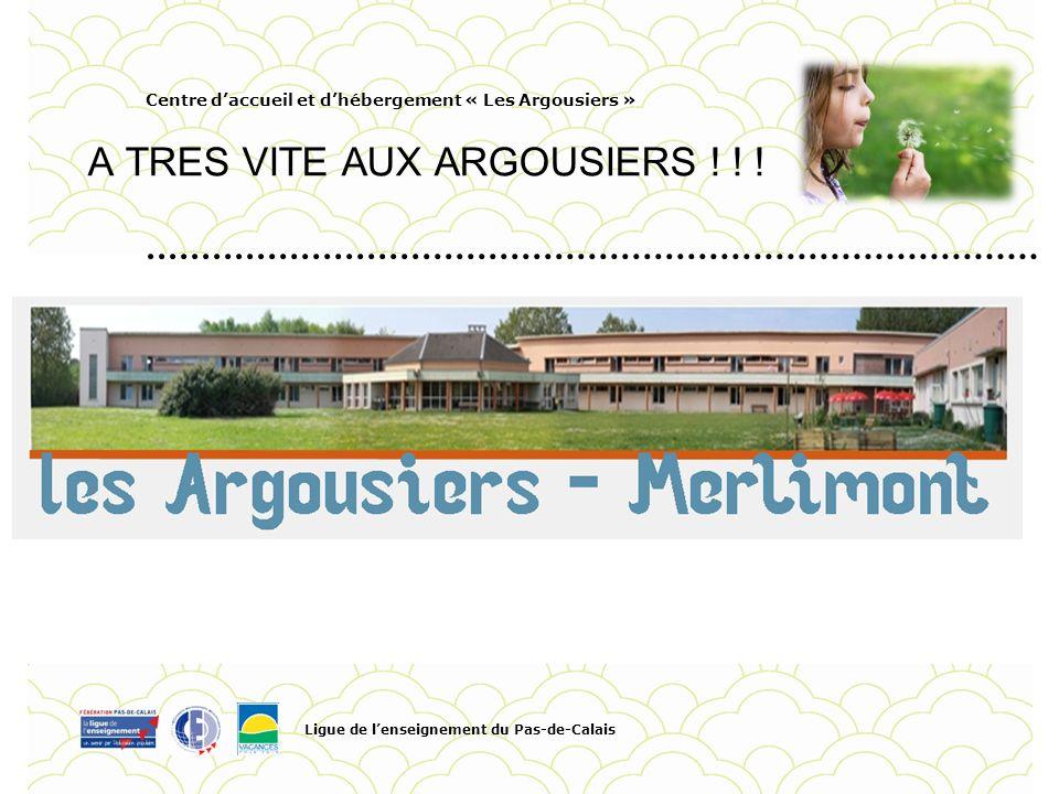 A TRES VITE AUX ARGOUSIERS ! ! !