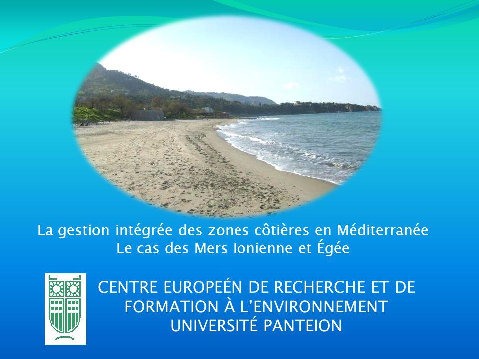 CENTRE EUROPEÉN DE RECHERCHE ET DE FORMATION À L'ENVIRONNEMENT