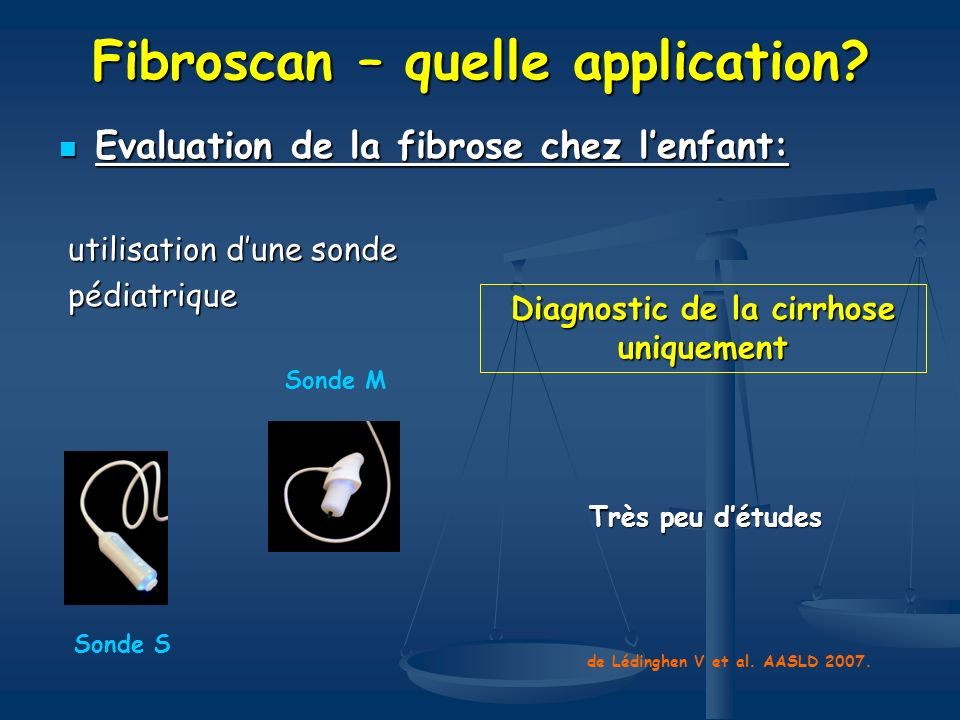 Fibroscan – quelle application