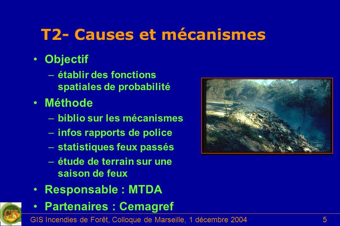T2- Causes et mécanismes
